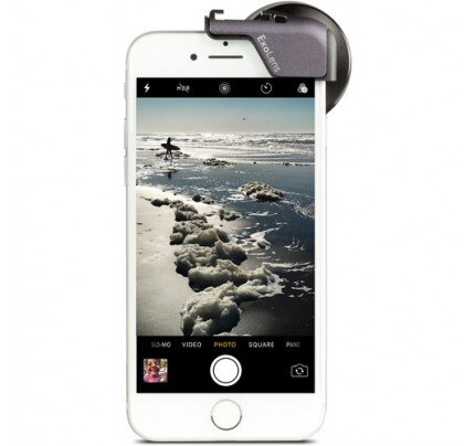 ExoLens PRO with Optics by ZEISS Telephoto Kit - iPhone 7, 6/6s, 6/6s Plus