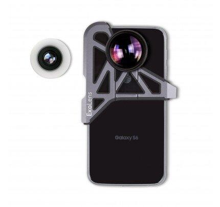ExoLens Tele + Macro Kit for Samsung GS6/GS6 Edge