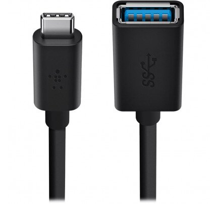 Belkin 3.0 USB-C to USB-A Adapter (Also Known as USB Type-C)