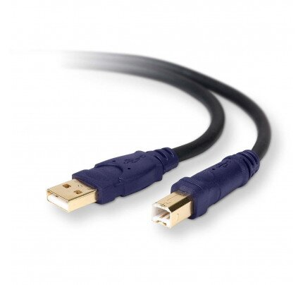 Belkin Gold Series Hi-Speed USB 2.0 Cable