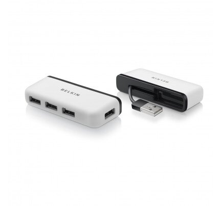 Belkin 4-Port Travel Hub