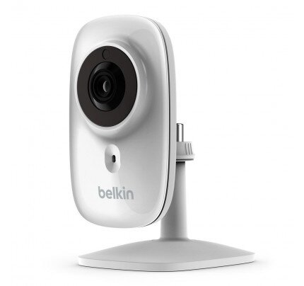 Belkin NetCam HD+ Wi-Fi Camera with Glass Lens and Night Vision