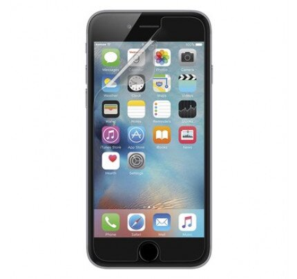 Belkin Screen Force Transparent Screen Protector for iPhone 6 and iPhone 6s - 3 Pack