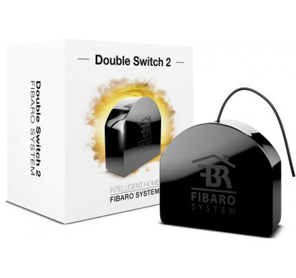 FIBARO Double Switch 2 - Z-Wave