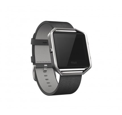 Fitbit Blaze Leather Band + Frame
