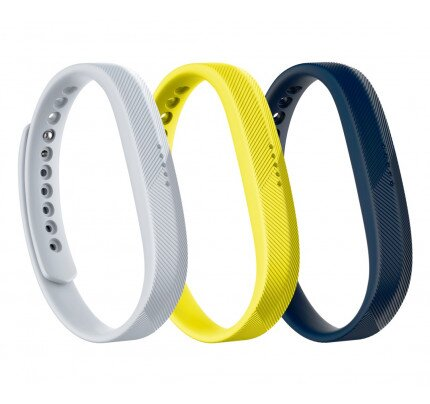 Fitbit Flex 2 Classic Band 3-Pack