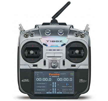 Futaba 18-Channel Air Telemetry Radio System