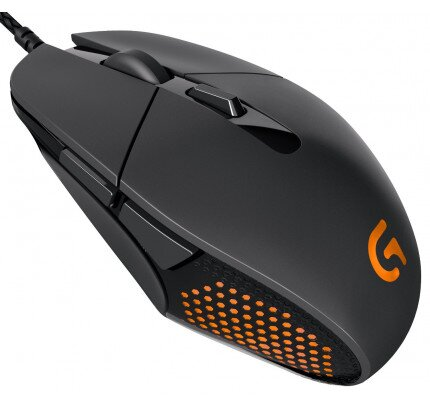 Logitech G303 Daedalus Apex RGB Perfomance Edition Gaming Mouse