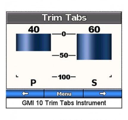 Garmin GBT 10 Trim Tab Analog Adapter