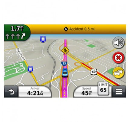 Garmin GTM 60 HD Digital Traffic Receiver