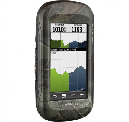 Garmin Montana 610t Camo Handheld GPS