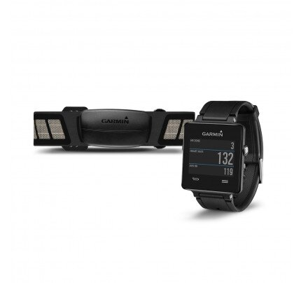 Garmin vivoactive Bundle (Includes Heart Rate Monitor)