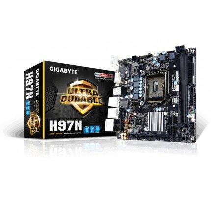 Gigabyte GA-H97N Motherboard