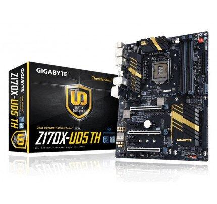 Gigabyte GA-Z170X-UD5 TH Motherboard