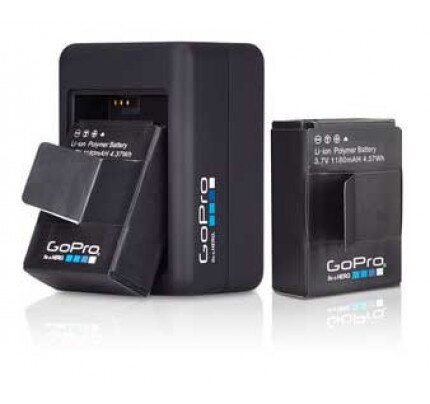 GoPro Dual Battery Charger (for HERO3+/HERO3)
