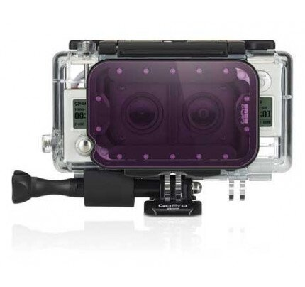 GoPro Magenta Dive Filter (for Dual HERO System)