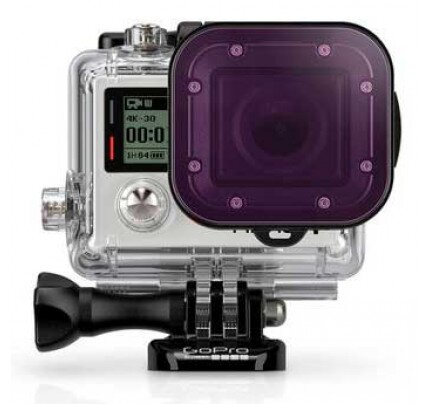 GoPro Magenta Dive Filter (for Dive + Wrist Housing)