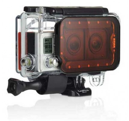 GoPro Red Dive Filter (for Dual HERO System)