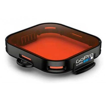 GoPro Red Dive Filter (for Dive + Wrist Housing)