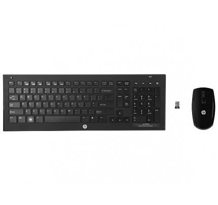 HP Wireless Elite Keyboard and Mouse Combo