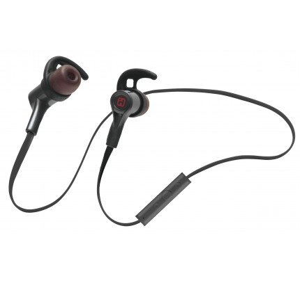 iHome IB72 Wireless Bluetooth Earbuds with Mic+ Remote
