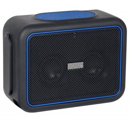 iHome iBT35 Waterproof + Shockproof Wireless Bluetooth Speaker