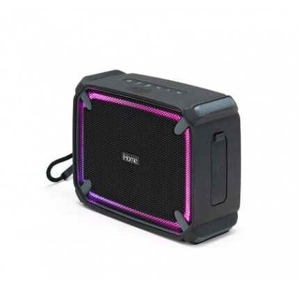 iHome iBT372 Weather Tough Bluetooth Speaker