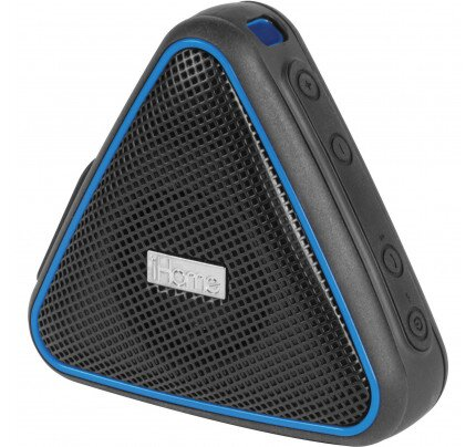 iHome iBT37 Waterproof + Shockproof Wireless Speaker