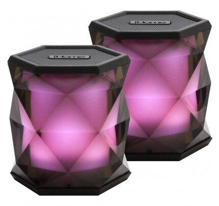 iHome iBT682 Recharegeable Bluetooth Wireless Speaker