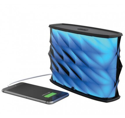 iHome iBT84 Wireless Stereo Speaker + Built-In Power Bank