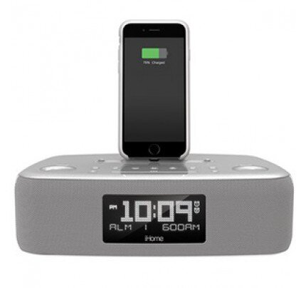 iHome iDL44 Case Friendly Lightning Dock with USB Charge