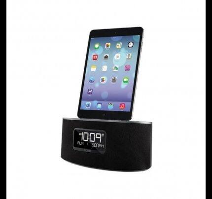 iHome iDL46 Dual Charging Stereo FM Clock Radio