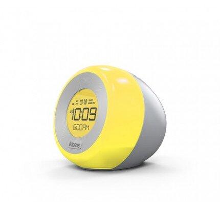 iHome iM29 Color Changing Dual Alarm Clock + USB Charging