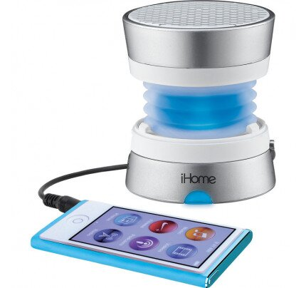 iHome iM71 Rechargeable Color Changing Mini Speaker