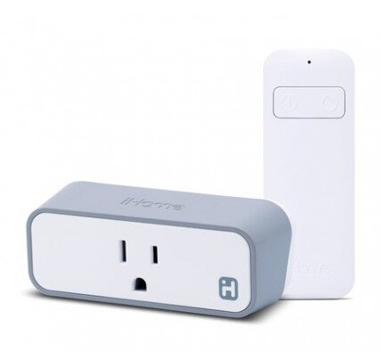 iHome iSP8 SmartPlug with Remote Control