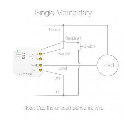 Insteon Dimmer Micro Module