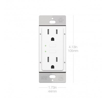 Insteon Remote Control Dual ON/OFF Outlet