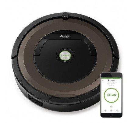 iRobot Roomba 890 Wi-Fi Connected Robot Vacuum