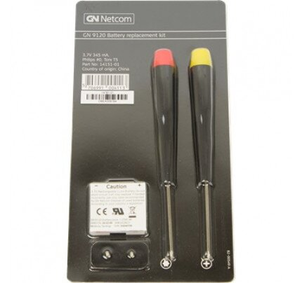 Jabra GN 9120 Battery with Screwdriver