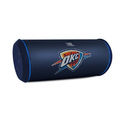JBL Flip 2 NBA Edition - Thunder Portable Bluetooth Speaker