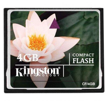 Kingston CompactFlash Standard