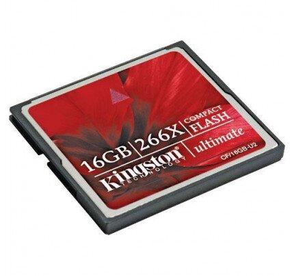 Kingston CompactFlash Ultimate 266x