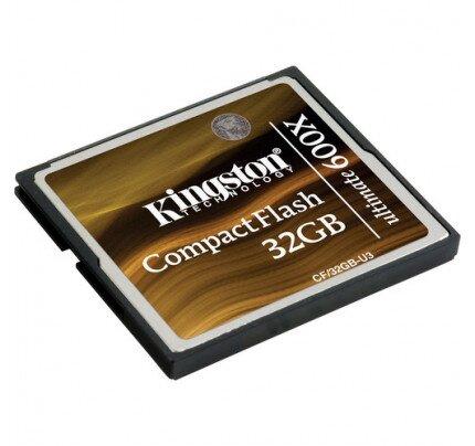 Kingston CompactFlash Ultimate 600x