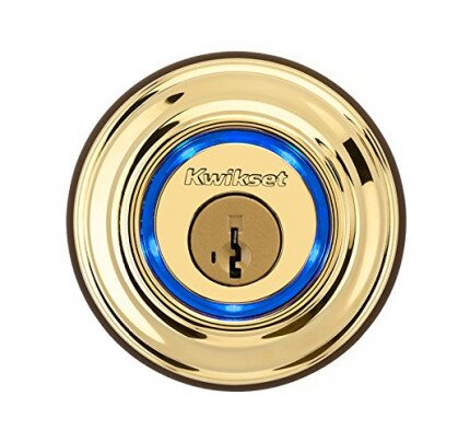 Kwikset Kevo Touch-to-Open Smart Lock, 1st Gen