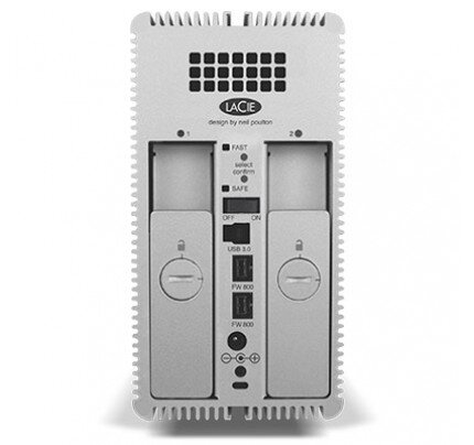 LaCie 2big Quadra USB 3.0 External Hard Drive
