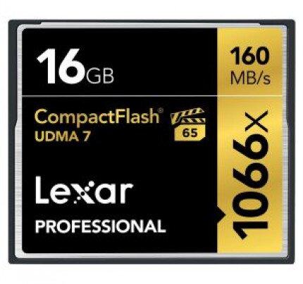 Lexar Professional 1066x CompactFlash Card