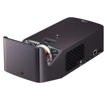 LG Ultra Short Throw LED Home Theater Projector with webOS Smart TV and Magic Remote