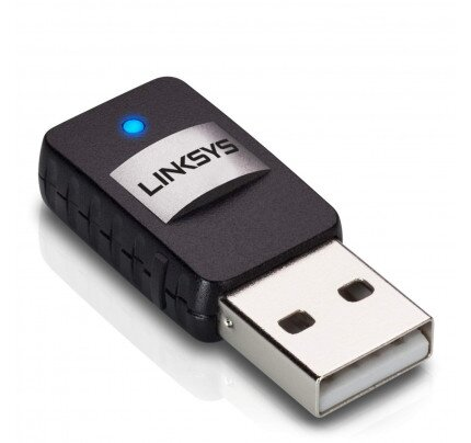 Linksys Wireless-AC Mini USB Adapter