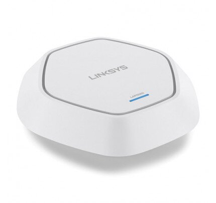 Linksys Business Access Point Wireless Wi-Fi Single Band 2.4GHz N300 with PoE