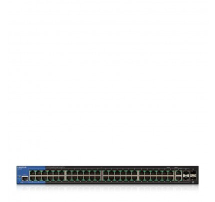 Linksys 52-Port Managed Business Gigabit PoE+ Switch